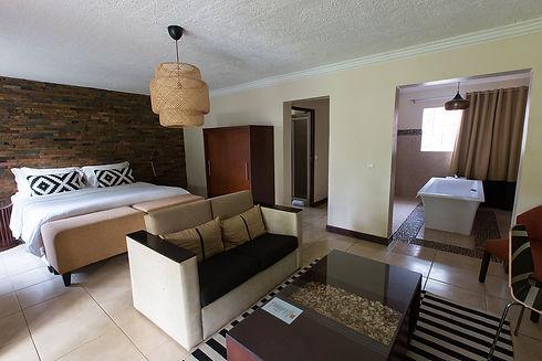 Bedroom Omali Hotel São Tomé