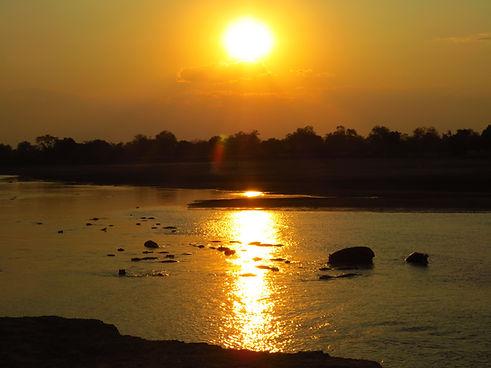 Luangwa Valley Zikomo Zambia