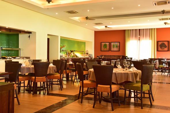 Restaurant Pestana 5 Star São Tomé