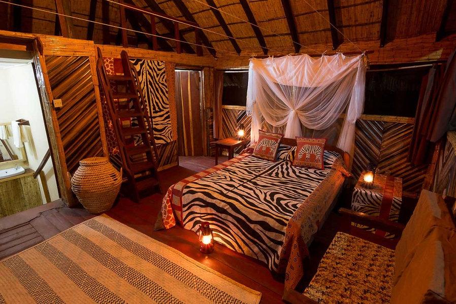 Zikomo Safari Chalet Luangwa Valley Zambia