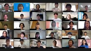 国連ユニタール広島青少年大使プログラムで講演等を行いました!