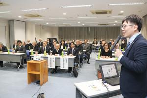 三重県紀宝町での講演の模様を、紀南新聞・熊野新聞などで紹介いただきました。