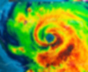 Geocolor Image in the eye of Hurricane I