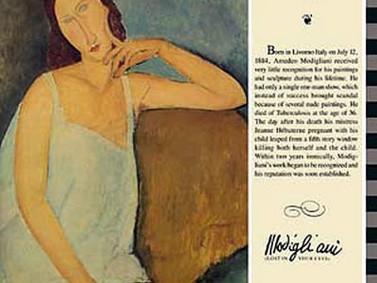 Book Of Love - Modigliani Lost in Your E