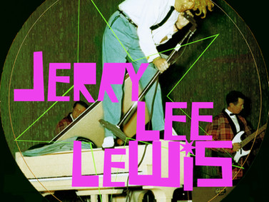 JERRY LEE LEWIS (PICTURE DISC)