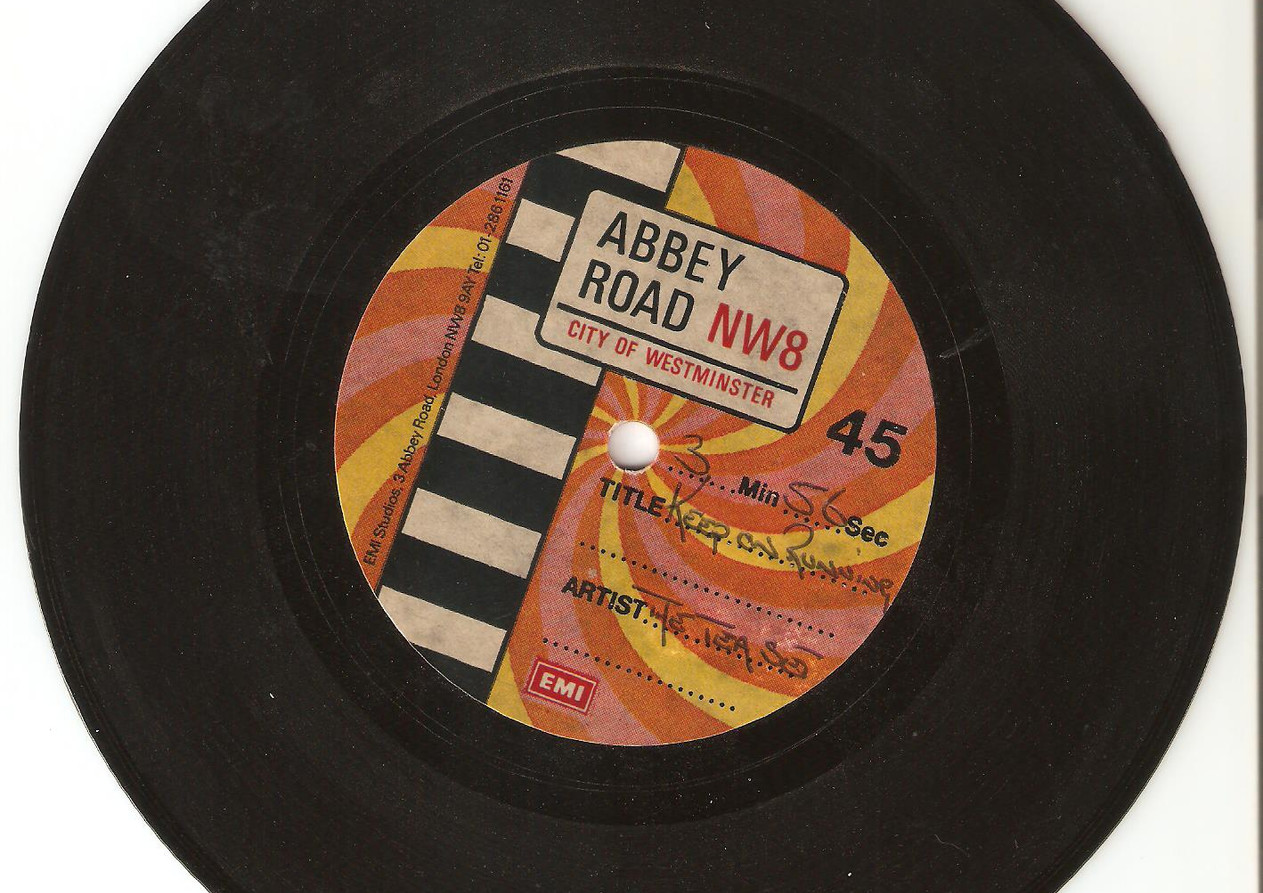Keep On Running Acetate label.jpg