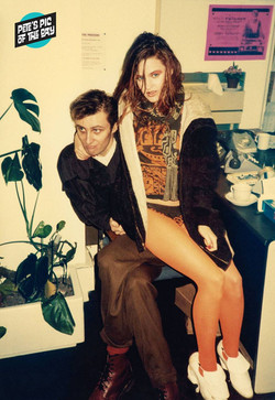 Nick Egan and Ellen Kinnally