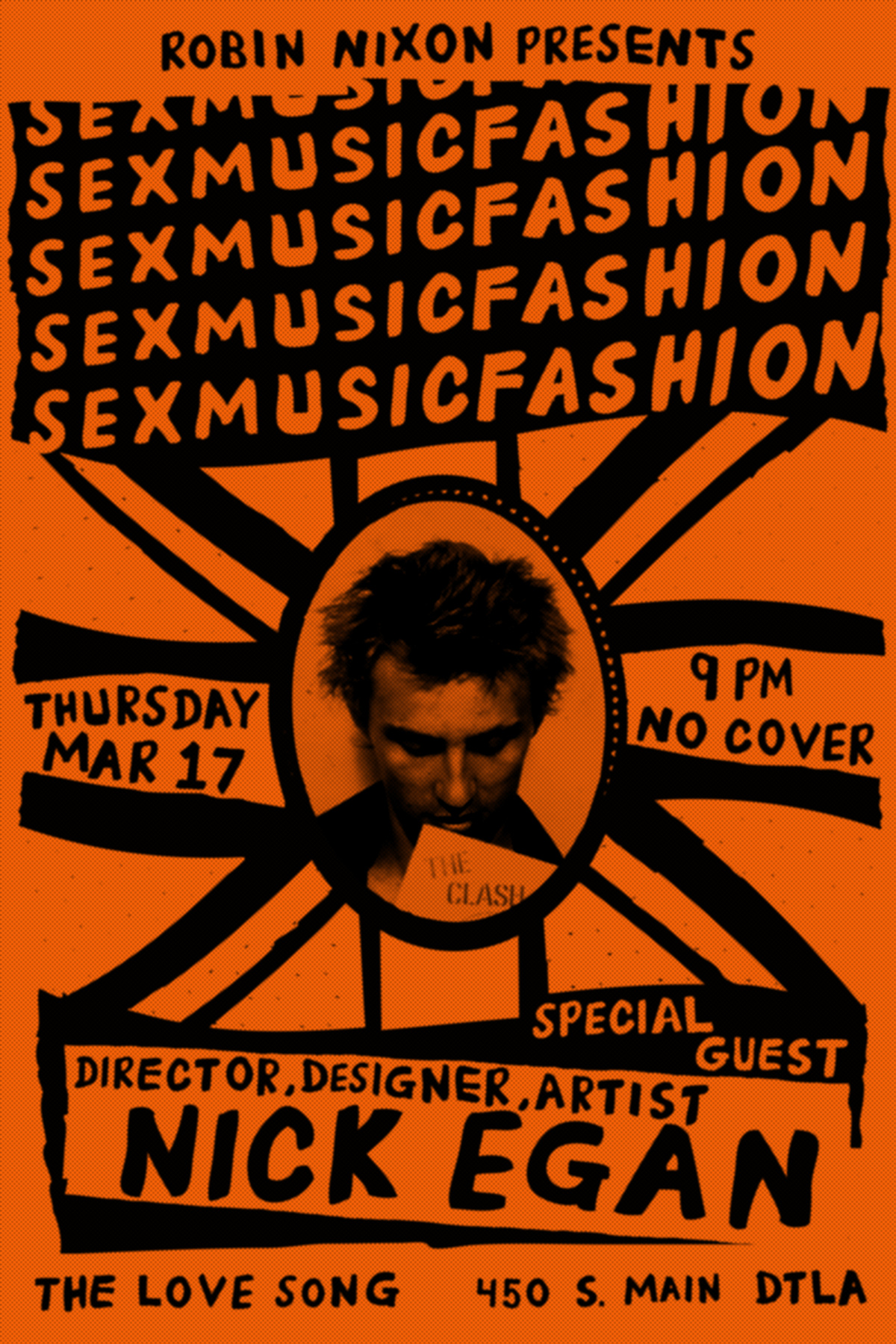 Sex, Music, Fashion