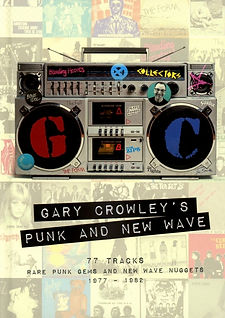 Various Artists 777- Gary Crowley`S Punk
