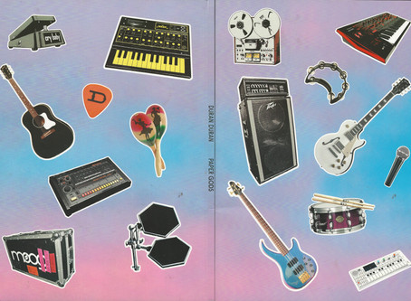 PAPER GODS TOUR PROGRAM