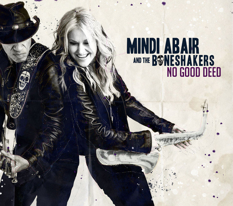 MINDI ABAIR - No Good Deed (FINAL ART)