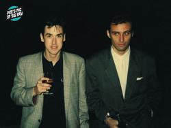 Peter Barrett and Nick Egan