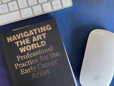 'Navigating the Art World: Professional Practice for the Early Career Artist' -Delphian Gallery 2020