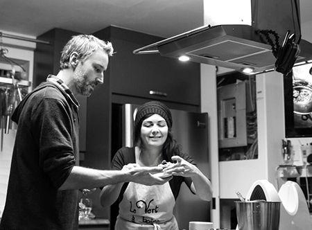 Alain et Mélanie