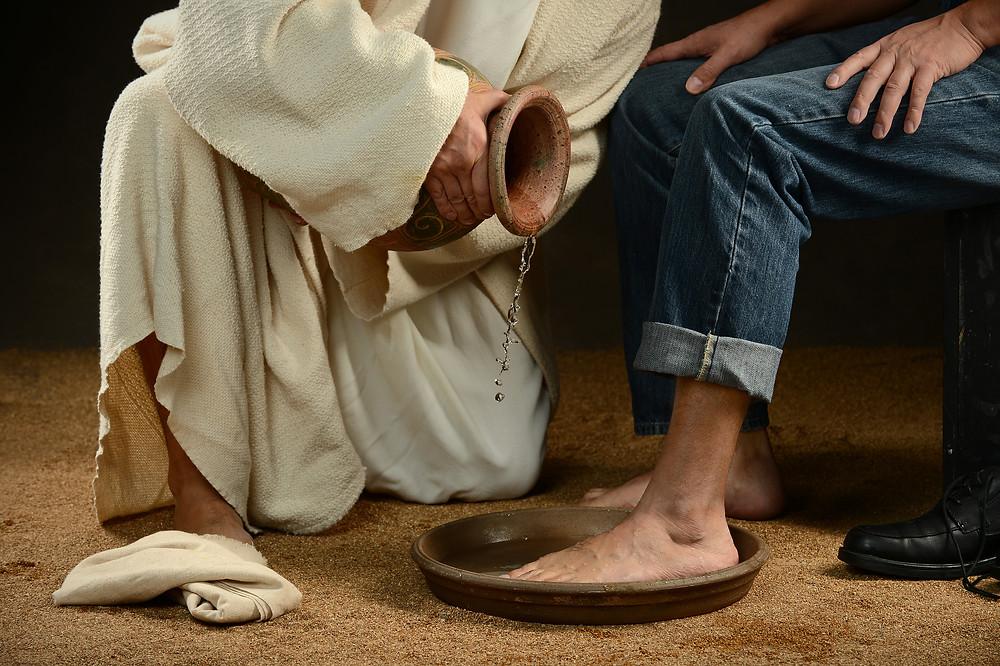 Jesus' radical love