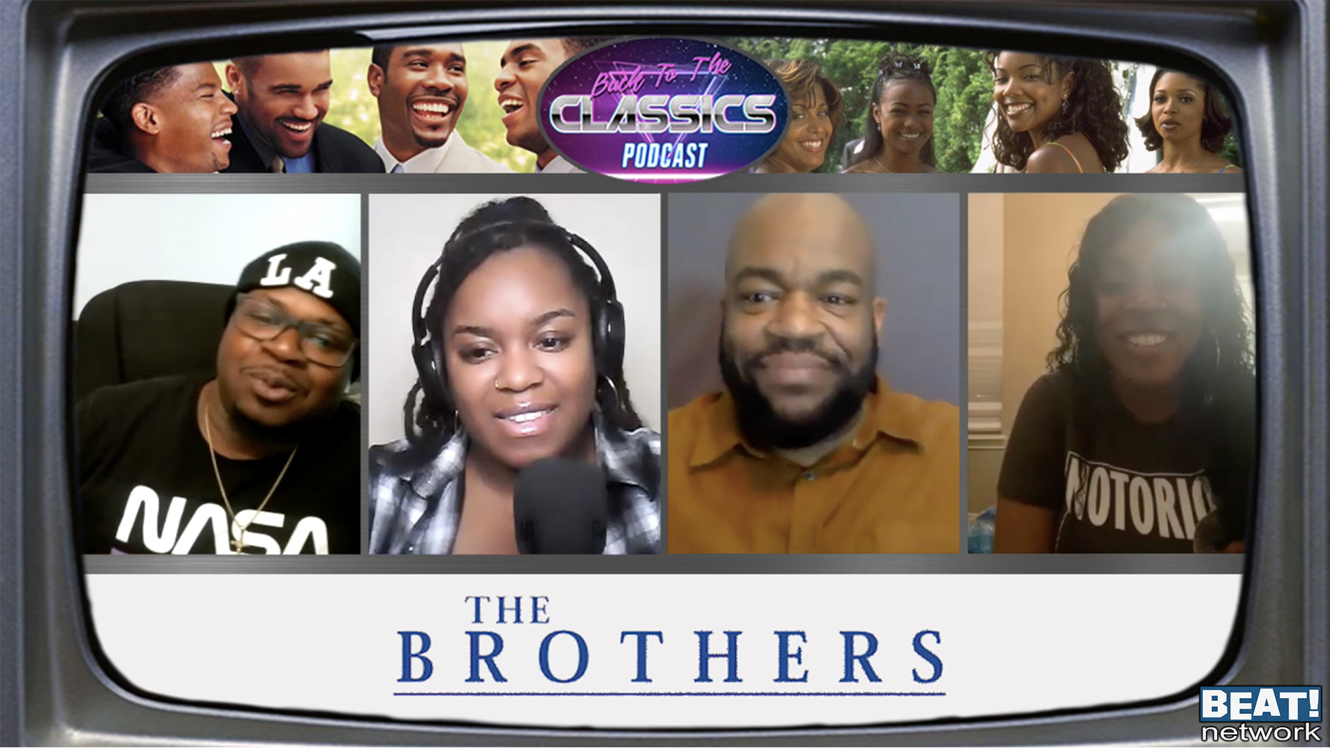 Back to 'The Brothers'