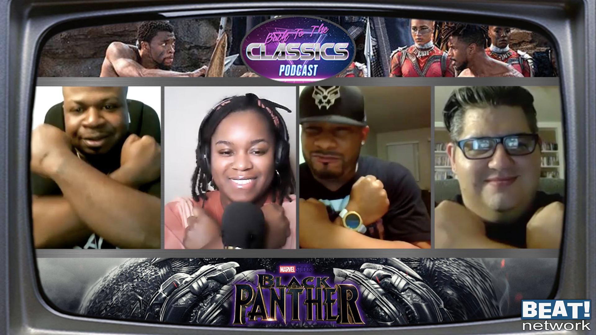 Back to Black Panther w/ Rach Da Gem