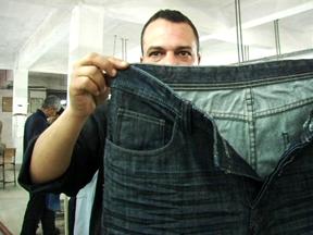 Factory owner, Fouad Bildi