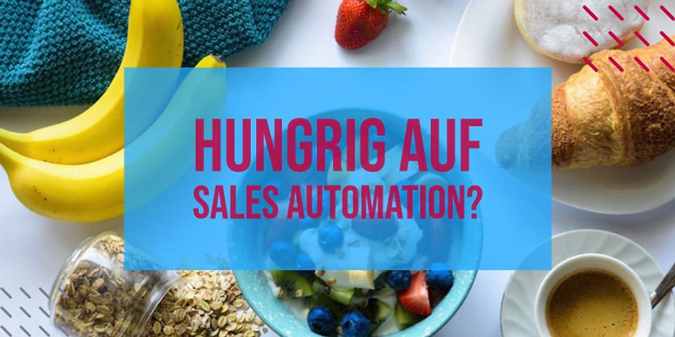 Sales Automation? Gibt's bei uns zum Frühstück!