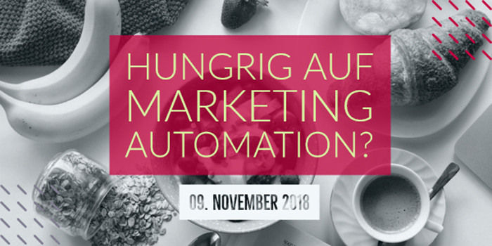 Workshop Marketing Automation & Softwareauswahl