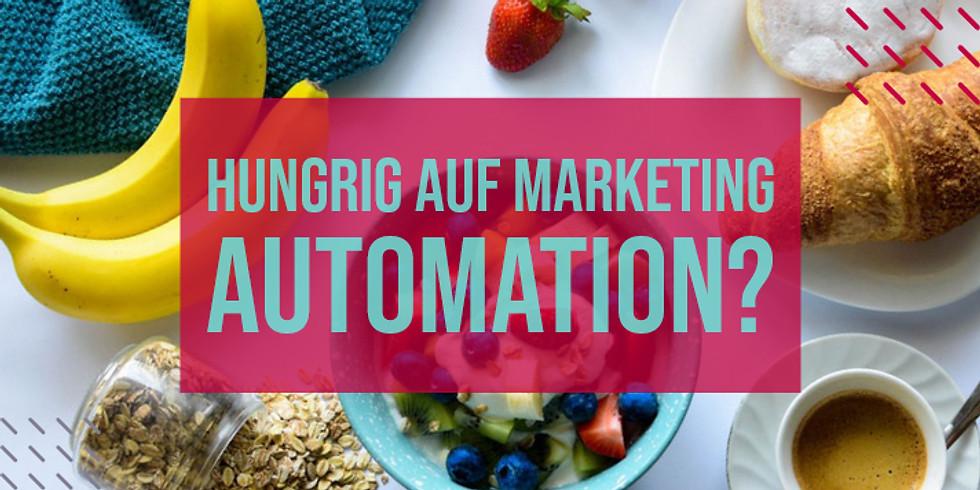 Marketing Automation? Gibt's bei uns zum Frühstück!