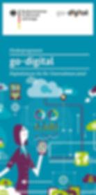 Digitale Förderung go-digital