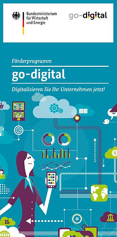 Digitale Förderung go-digital
