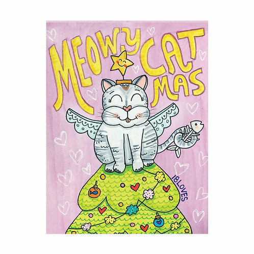 """Meowy Catmas"""