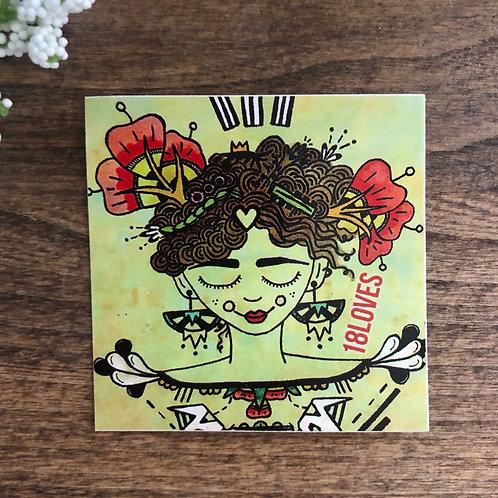 """""""My Girl"""" Sticker"""