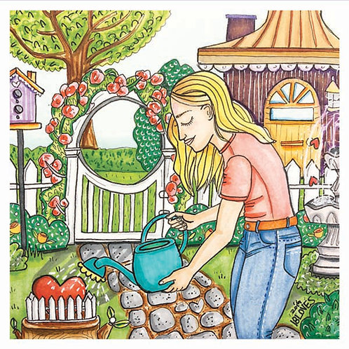 """""""The Gardener"""""""