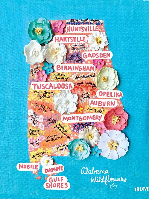 Alabama Wildflowers