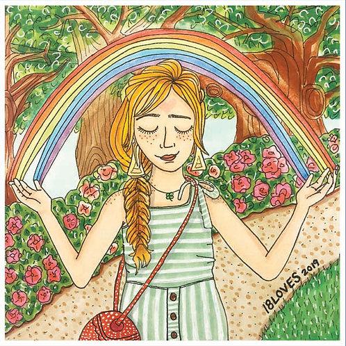 """""""Beginning of the Rainbow"""""""