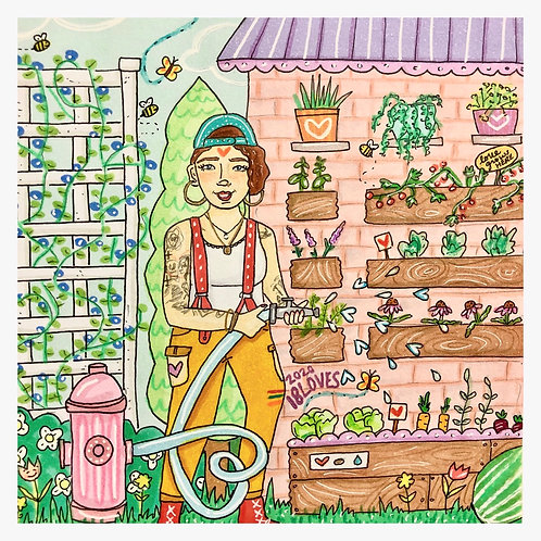"""Suzi's Garden"""