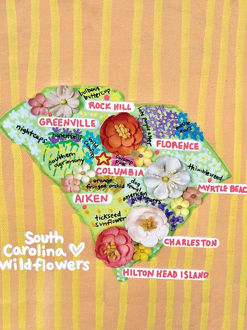 South Carolina Wildflowers
