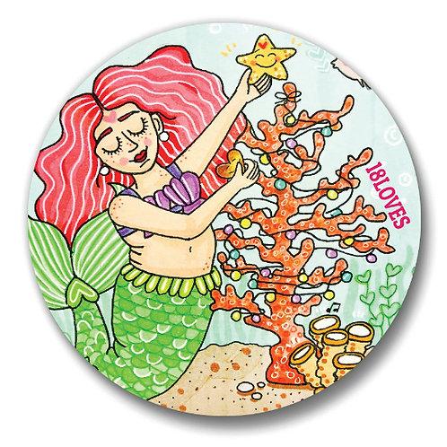 """""""Mermaid"""" Button"""