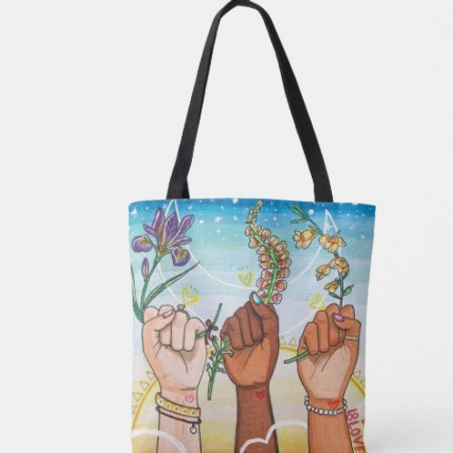 """""""Third Time's a Charm"""" Tote"""