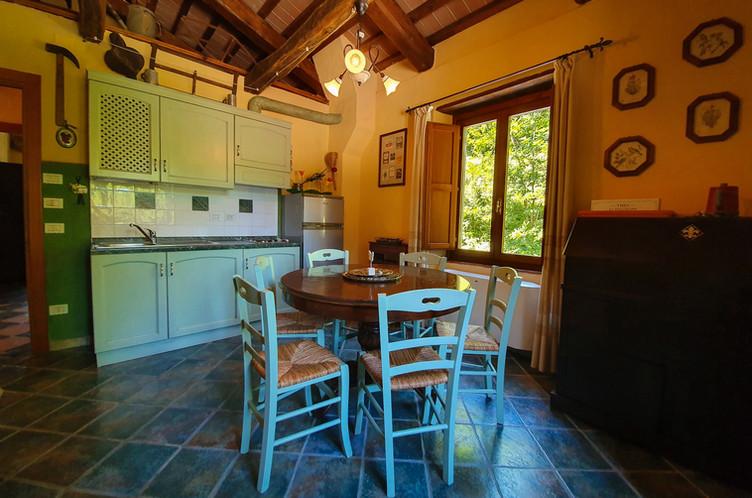 Tulipano - Kitchen/living room