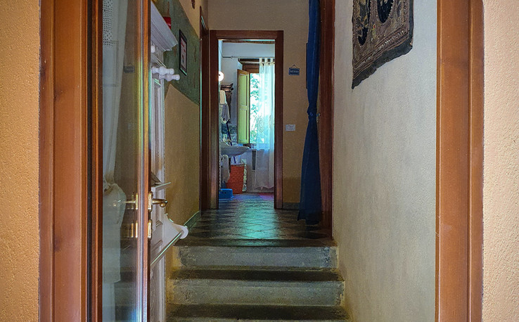 Tulipano - entrance