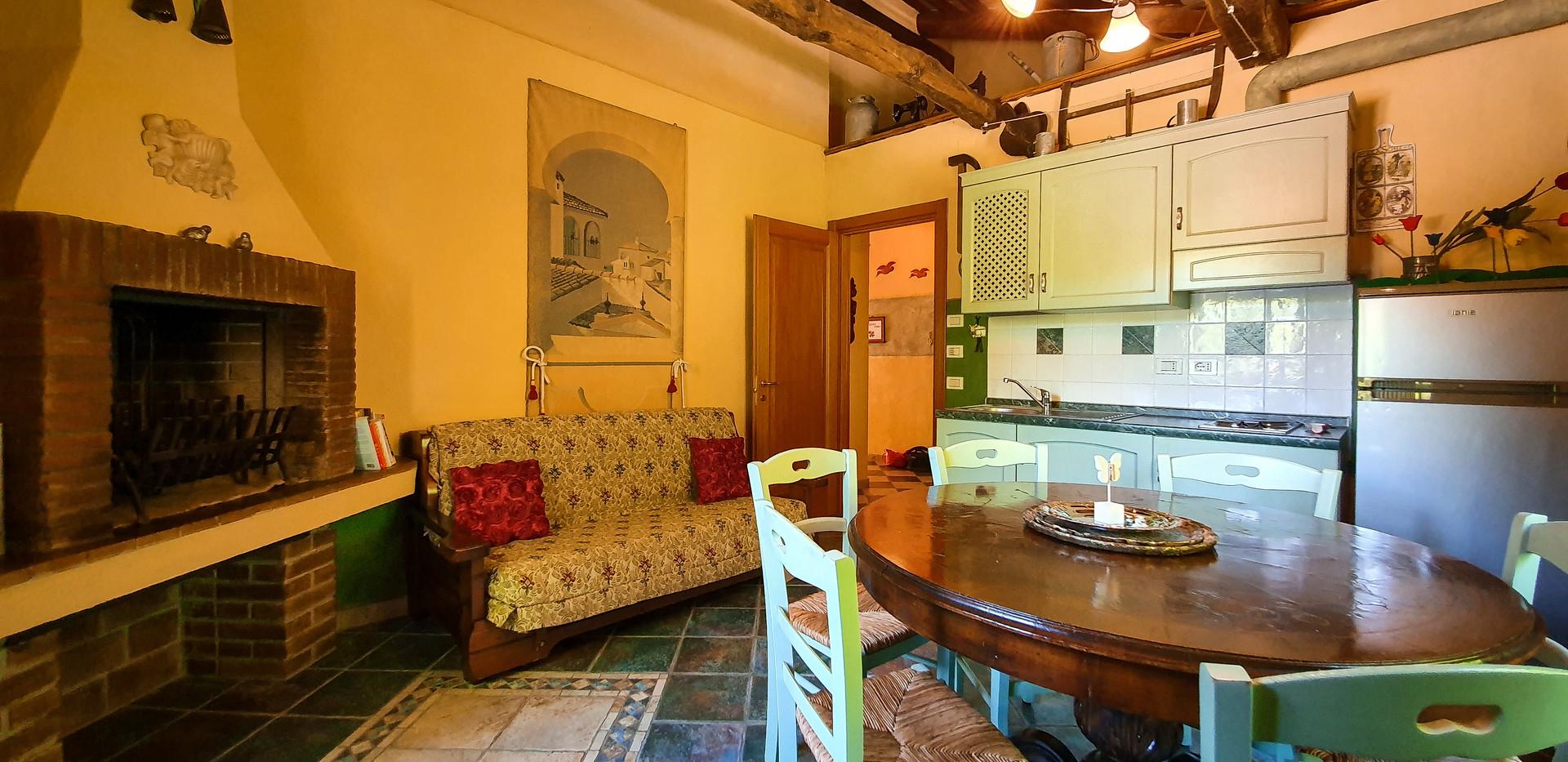 Tulipano - 2nd Kitchen/Living room