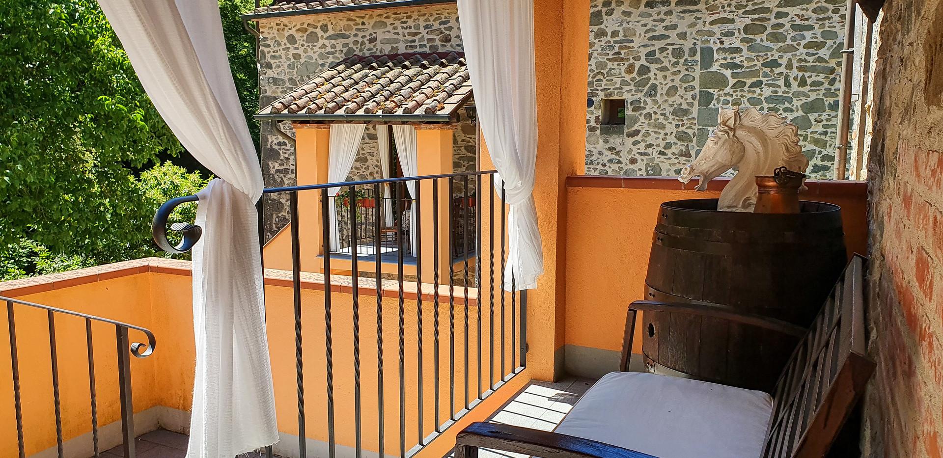 Tulipano - private entrance