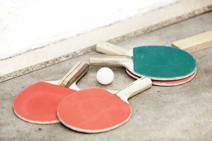 Ping Pong Paddles