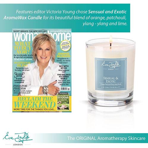 Aroma Wax Tumbler Candles