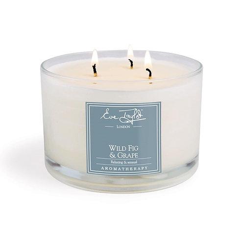 Aroma Wax 3 Wick Candle
