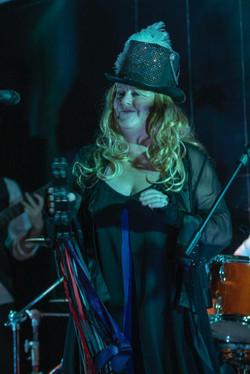 Paula as Stevie Nicks