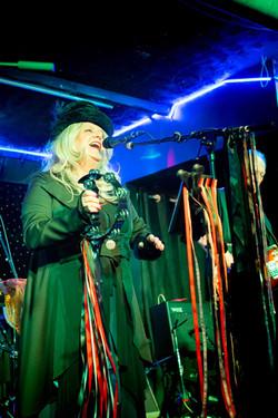 Paula as Stevie Nicks at The Diamond
