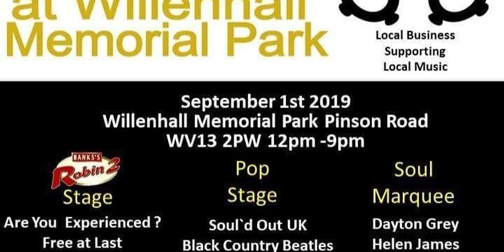 Willenhall Lock Stock Festival