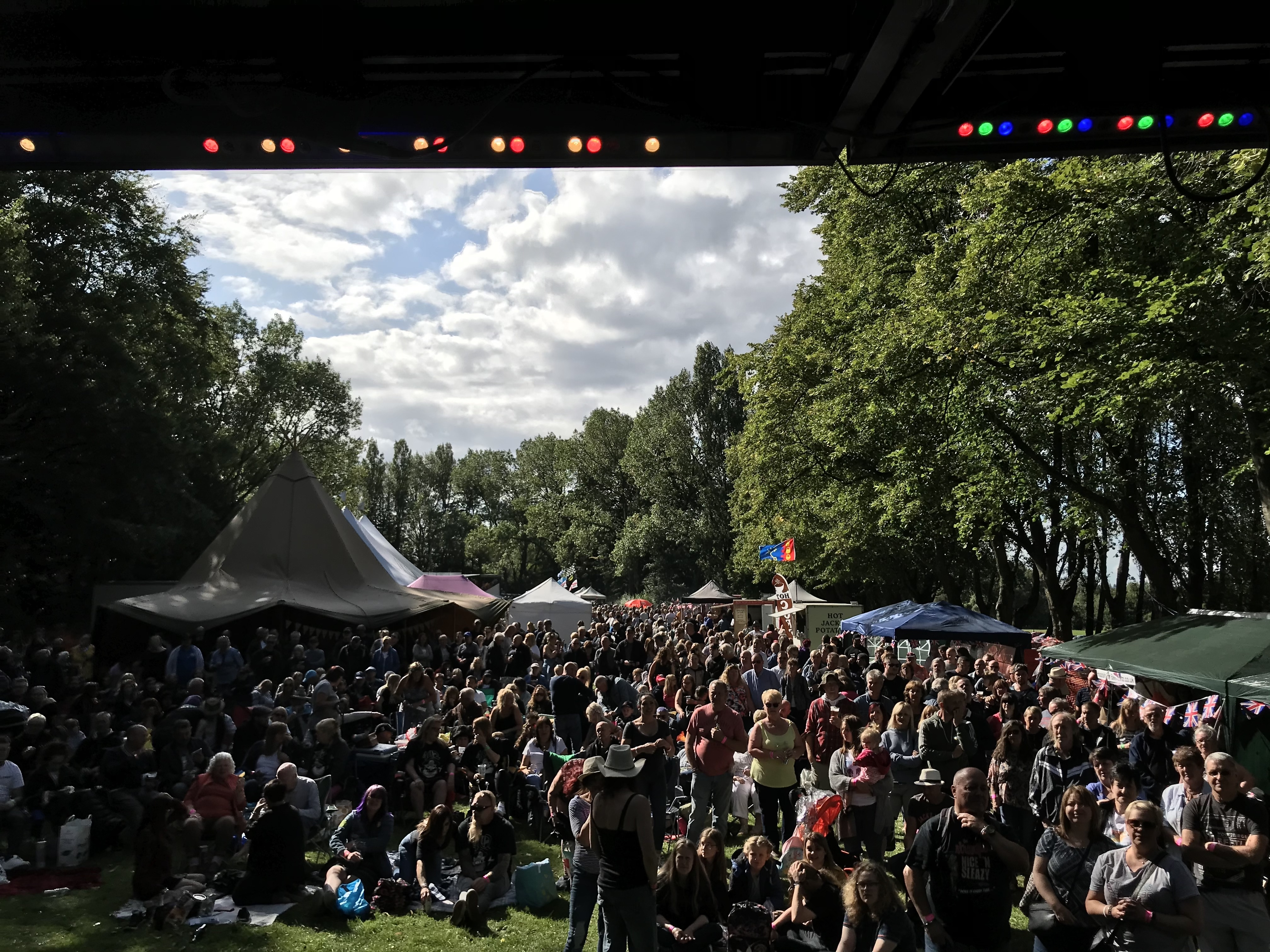 Lock Stock Festival 2019 - Crowd 01