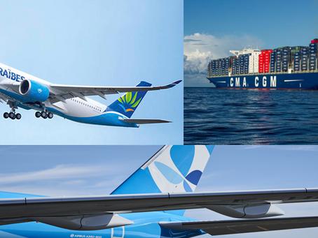 Le Groupe CMA CGM prend une  participation de 30% participation dans le Groupe DUBREUIL Aéro