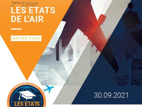 Gate7 participe à la 2ème édition des Etats de l'air d'ENAC Alumni