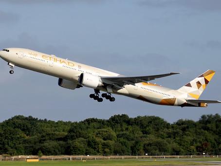 Etihad se séparera de sa flotte de Boeing 777-300ER d'ici fin 2021.